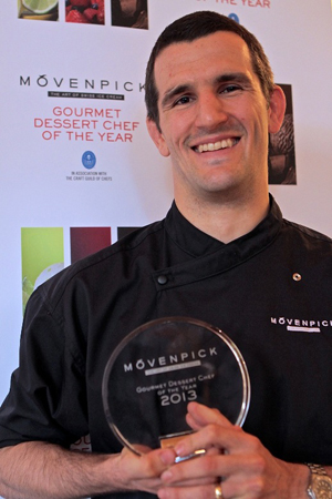 Movenpick Dessert Chef of the year