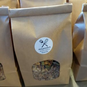 Small Batch Granola (2 x 500g bags)
