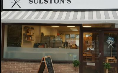 An update from Sulston's Kitchen….